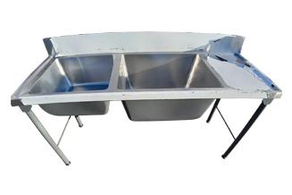 Combination-sink